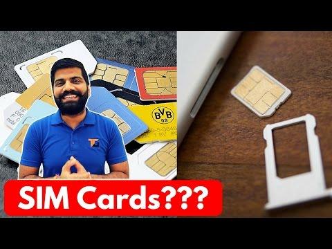 SIM Cards Explained   Sim Card Cloning?