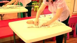 Пеленка на липучках. Мнение перинатального и детского психолога.(Производство компании