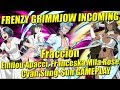 Bleach Brave Souls NEW FRENZY GRIMMJOW! NEW SUNG SUN, MILA ROSE, APACCI LEVEL 200 GAMEPLAY and STATS