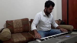 عزف ياتراب بلادي للفنان أذينة العلي