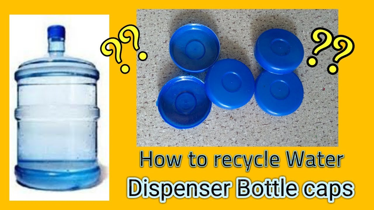 how to reuse recycle the waste water bottle caps best from waste youtube. Black Bedroom Furniture Sets. Home Design Ideas