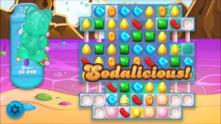 Candy Crush Soda Level 30 *Find the bears*