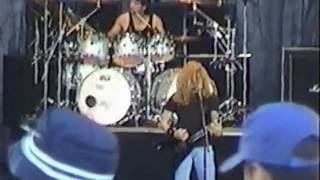 Megadeth - The Disintegrators (Live In West Palm Beach 1998)