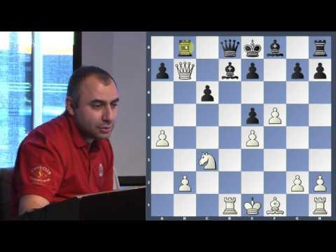 Kasparov vs. Timman, Riga 1995 | Kid's Class - GM Varuzhan Akobian