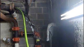 Large Sludge Shower - Drain Pros Ep. 80