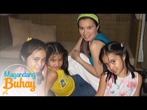 Magandang Buhay: Sunshine on disciplining her three daughters