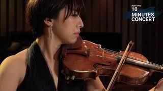 <曲目> □ビーバー / H.Biber: パッサカリア / Passacaglia <アーティストプロフィール> ▽ヴァイオリン:松田 理奈 https://www.japanarts.co.jp/artist/linamatsuda/ ...