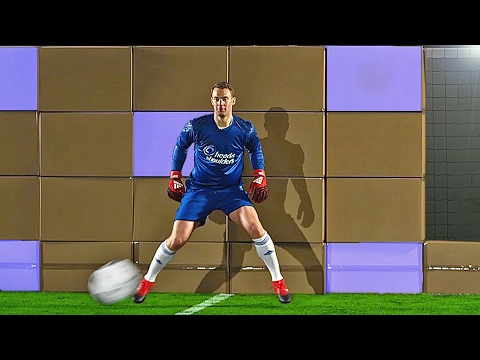 Thumbnail: freekickerz vs. Manuel Neuer - Ultimate Football Challenges