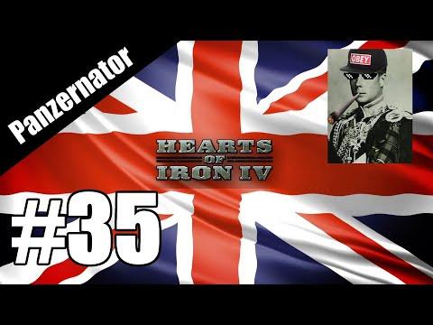 Division Upgrades! HoI4: Man The Guns - Monarchist UK episode 35