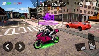 Ultimate Motorcycle Simulator #8 - Android gameplay walkthrough
