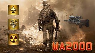 MW2 NUKE AVEC TOUTES LES ARMES ÉPISODE 22 : LE WA2000