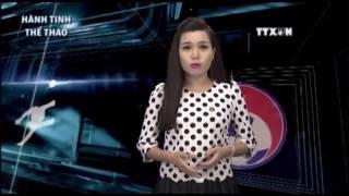 Bóng đá nữ Việt Nam thắng đậm trước Singapore