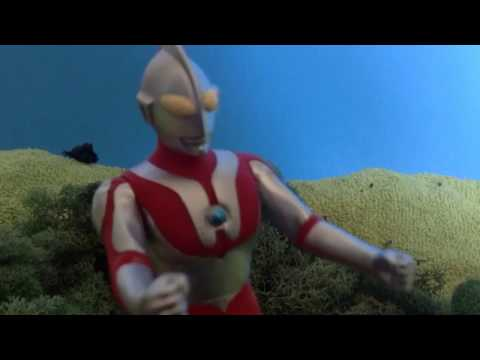 Fan Film: Ultraman & UltraSeven- Great Deadly Kaiju Army