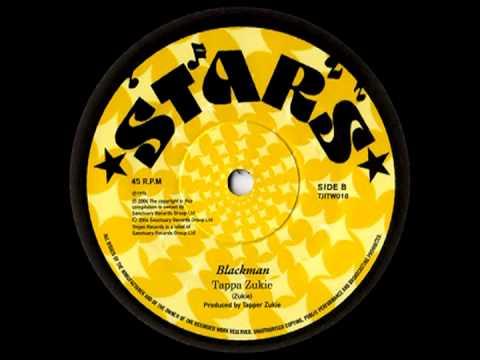 TAPPA ZUKIE Blackman 1976 Stars