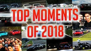Top Moments of 2018!