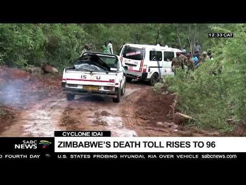 Cyclone Idai   Death toll rises in Zimbabwe