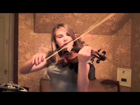 Metal Gear Solid 2: Son's of Liberty Theme (Violin Cover)
