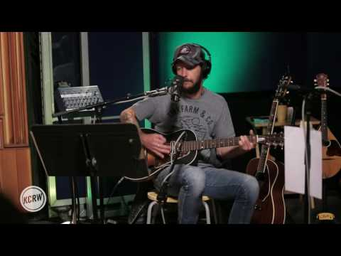 "Band of Horses performing ""Throw My Mess"" Live on KCRW"