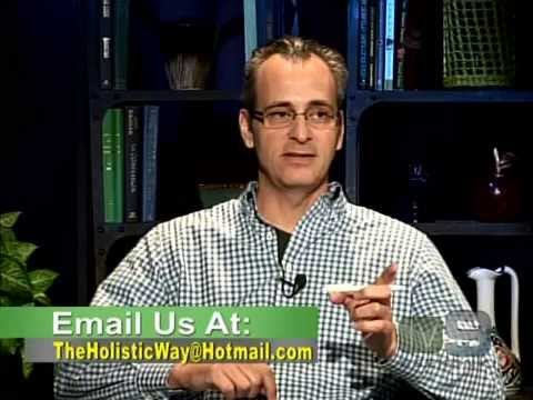 The Holistic Way with Todd Hart - Episode 19 - Psychic Medium