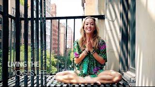 A Peaceful Life: Living The Yogis Life With Kino