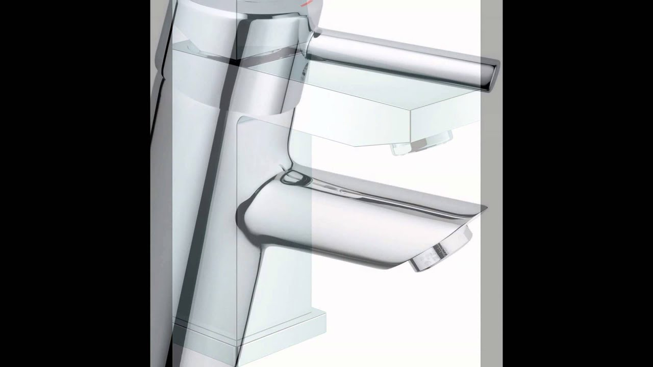 Grohe Bathroom Faucets - YouTube