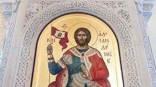 Всенощное бдение накануне 26-й Недели по Пятидесятнице