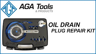 AGA Oil Drain Plug Repair Kit