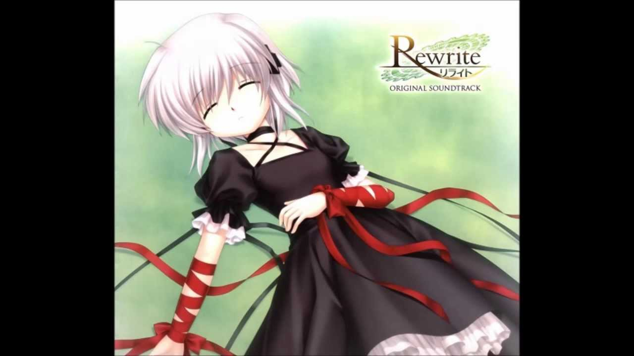 Rewrite Original Soundtrack - DIS is a Pain
