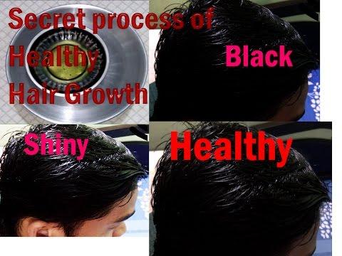 Village  People's  Secret Healthy Hair !!