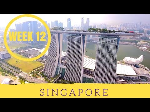Week 12: Singapore