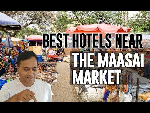Best Hotel   Accommodation near The Maasai Market, Nairobi