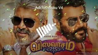 Viswasam - Adchithooki Song Ringtones + Download Links In description #Viswasam #Thala #Subscribe