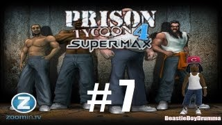 Lets Play Prison Tycoon 4 - Part 7