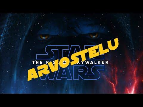 The Rise Of Skywalker Arvostelu