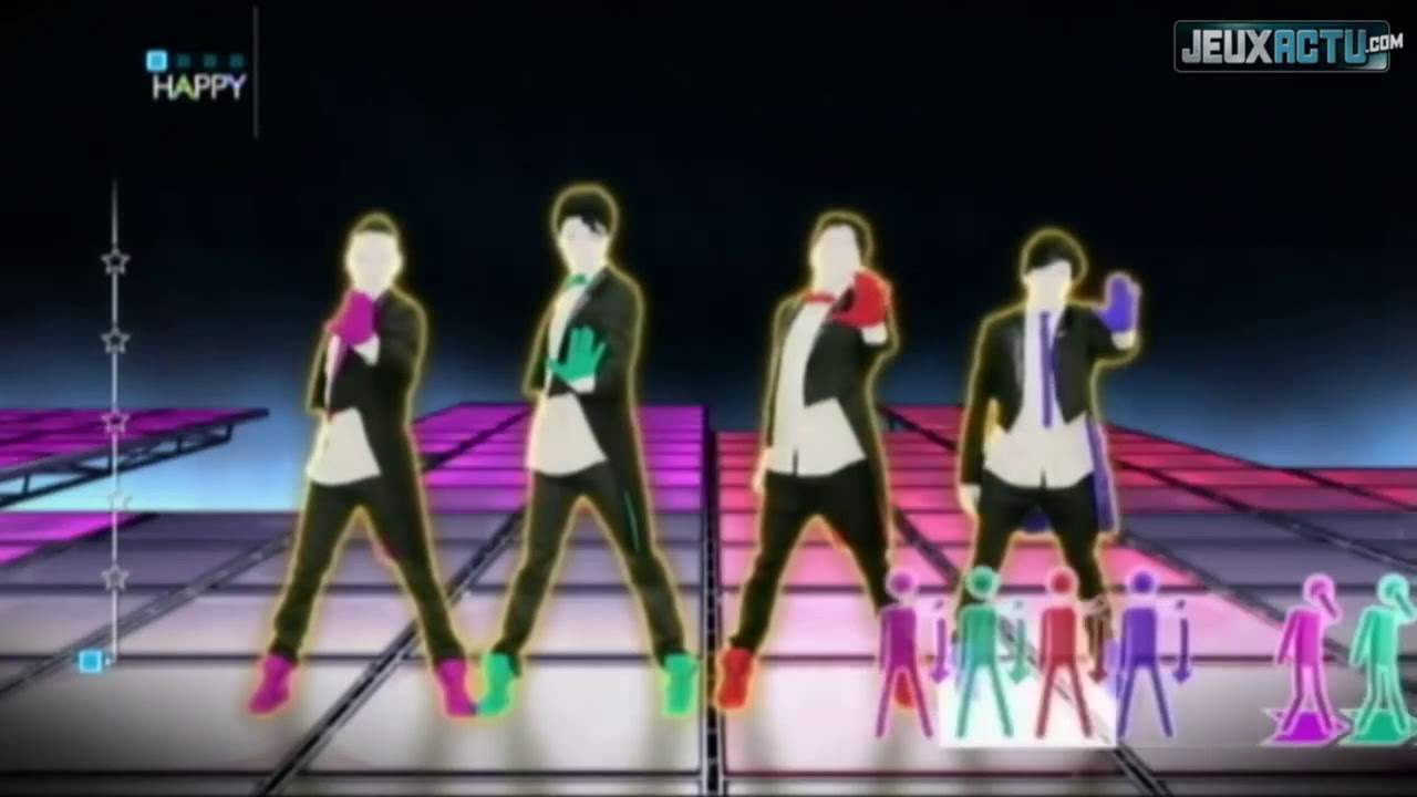 Download Just Dance 4-One Direction :What makes you beautiful