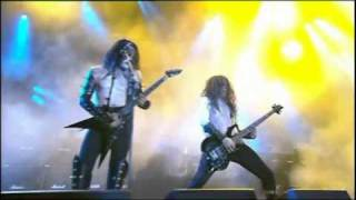 Immortal - One by One (live Wacken Open Air 2007) HD