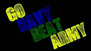 USS Harry S. Truman Sailors Know Its Time for Navy to Beat Army!
