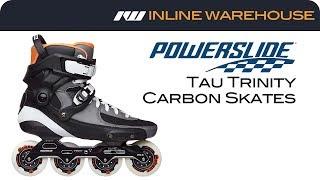 2017 Powerslide Tau Trinity Carbon Skates Review