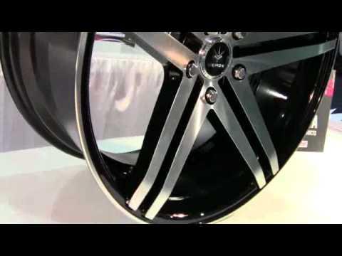 Versante 20x8 5 228 6 Spoke Wheels On 2007 Chevrolet Tahoe