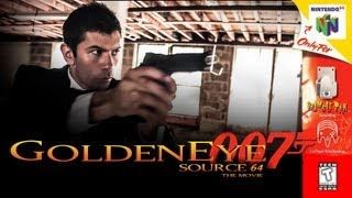 Goldeneye Source 64: The Movie (Live Action)