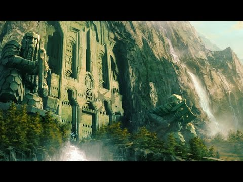 MNECRAFT THE HOBBT   EREBOR THE LONELY MOUNTAN  Map  YouTube