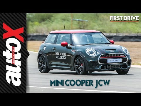 2019 Mini John Cooper Works Review | First Drive | autoX