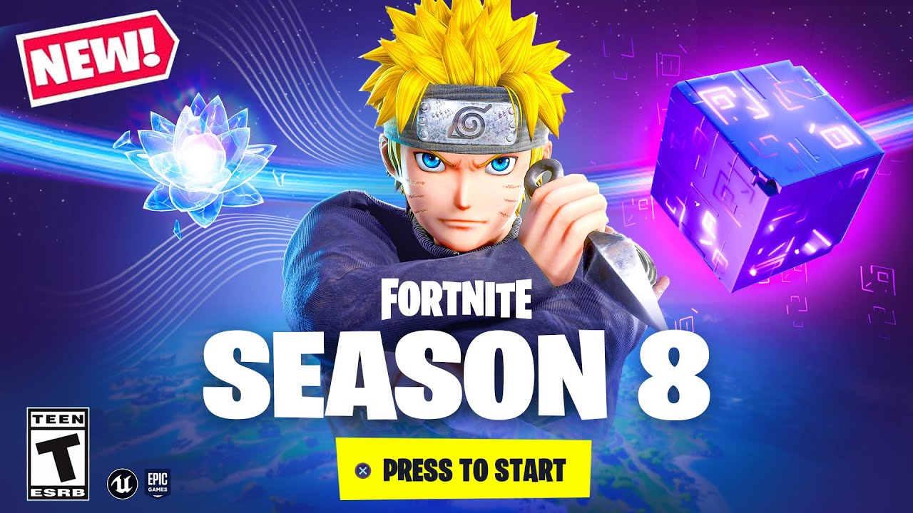 Download *NEW* Fortnite SEASON 8 LEAKS! (Naruto, Map Changes + MORE!)