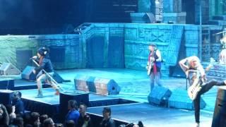 Iron Maiden - Death or Glory (Houston 06.21.17) HD