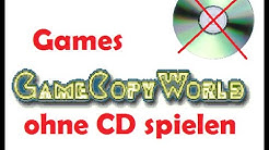 Games ohne CD spielen [Tutorial] deutsch/ full HD