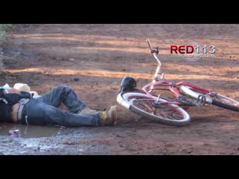 VIDEO Jornalero es asesinado en el camino Puente de Tubos