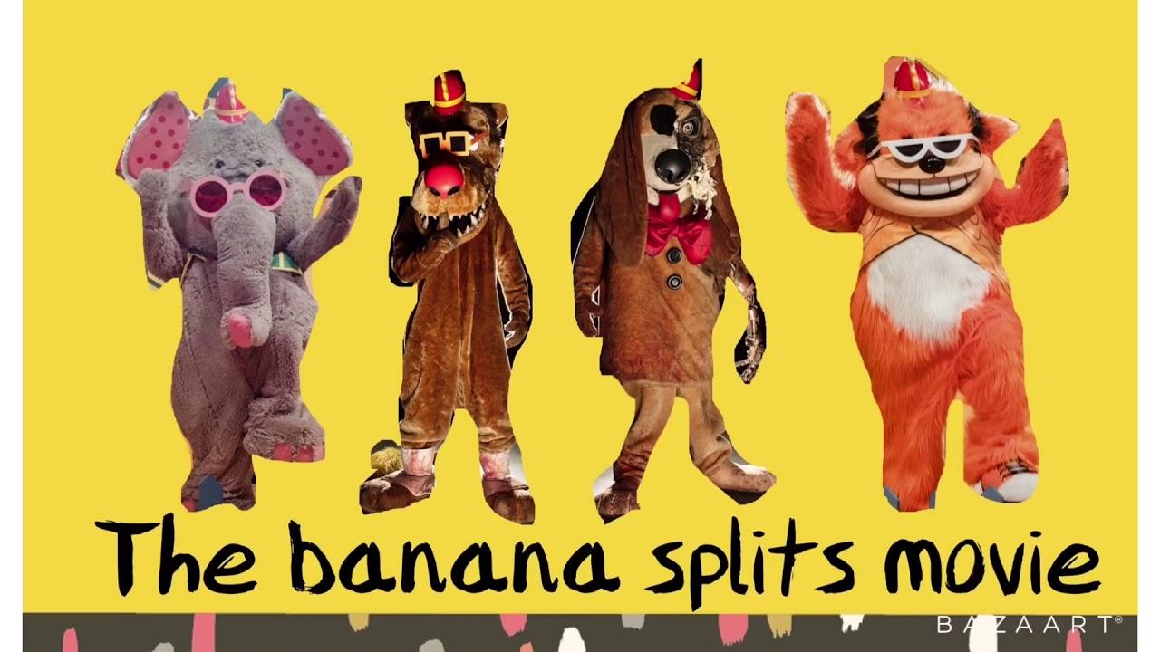 The banana splits movie song remake