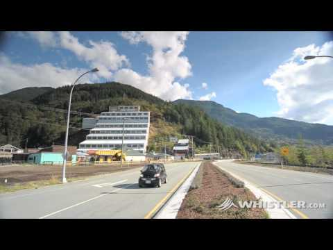 Vancouver to Whistler :  A Journey to Remember