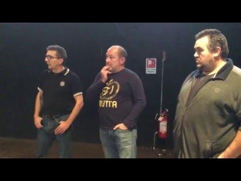 Backstage 3 - Il coro del Teatro Regio interpreta la 'Canzone dei Crusaders'