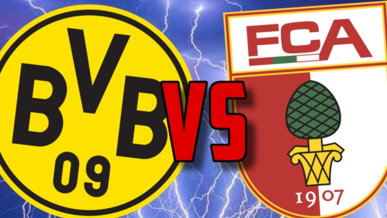 BoruГџia Dortmund Fc Augsburg